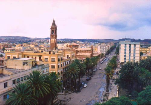 Asmara designated as UNESCO world heritage city