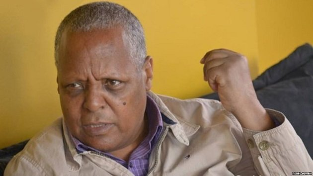 Merera Gudina - Politics - court hearing - source VOA Amharic