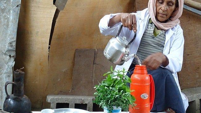 mothers spirit of determination - Eritrea - Ethiopia - Refugee