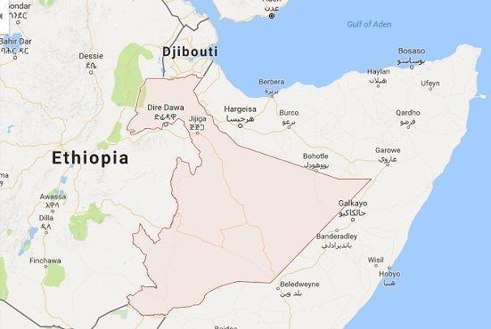 Ethnic conflict - Somali- Oromo