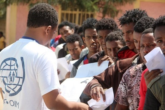 15,000 Eritrean Refugees Relocated in Ethiopia