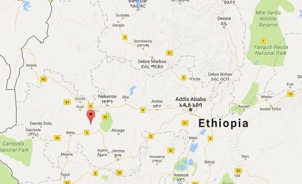 Ethiopia - ethnic violence -Oromo region -Amara