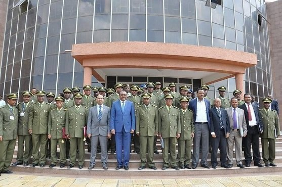 Ethiopia - high ranking military officer