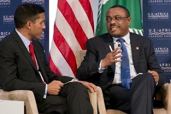 Ethiopia - United States