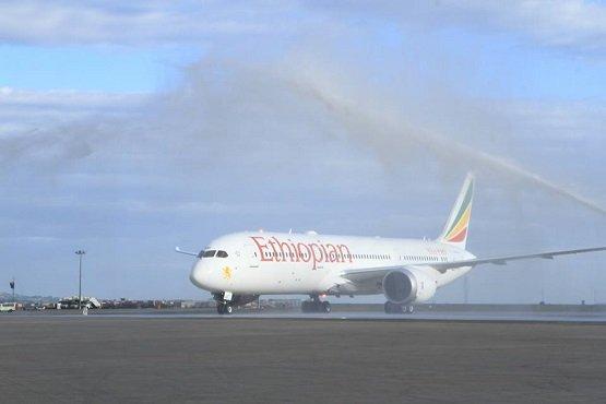 Ethiopian Airlines boeing 787-9 Dreamliner