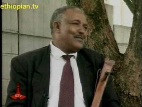 Habtemichael Demissie - Ethiopia - Traditional Music