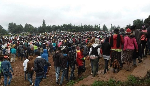 Oromo protest Ethiopia