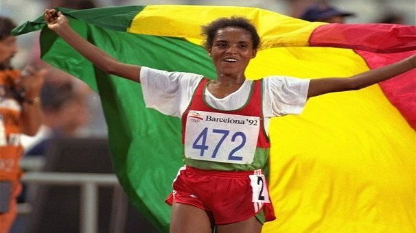 Derartu Tulu - Ethiopia - Athletics Federation