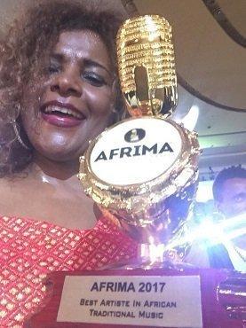 Hamelmal Abate - Afrima Award -Music