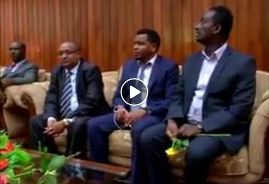 Lemma Megeresa and his team in Bahir Dar. But is it a big deal?