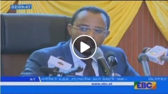 Lemma Megersa explains leaked video content over Addis Ababa Demographic change