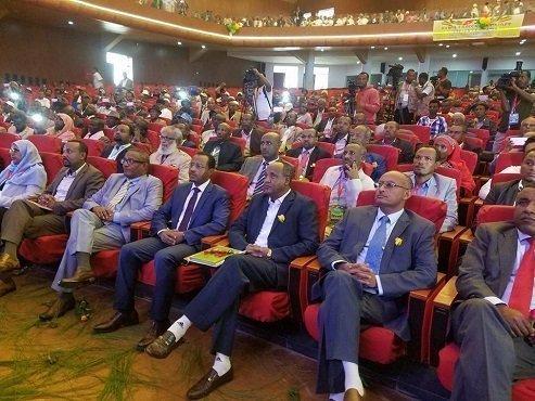 Oromo -Amhara -