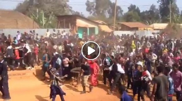 Fresh protest unfolding in Gold mine region of Shakiso, Goji zone