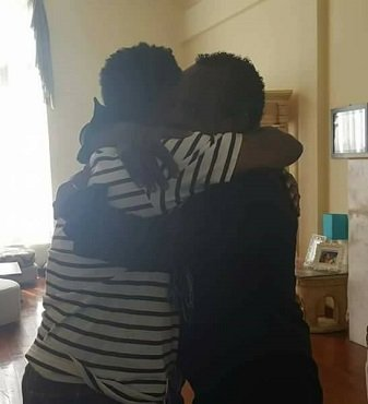 Ethiopia - Teddy Afro and Temesgen Desalegne