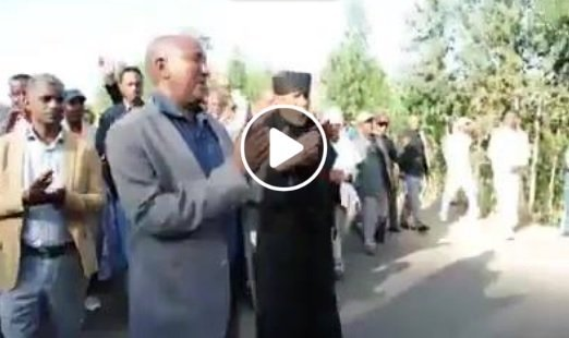 """Tigray government sent delegation to Amhara region for """"peace and reconciliation"""""""