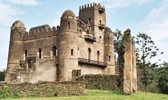 Tourism - Ethiopia - Gonder
