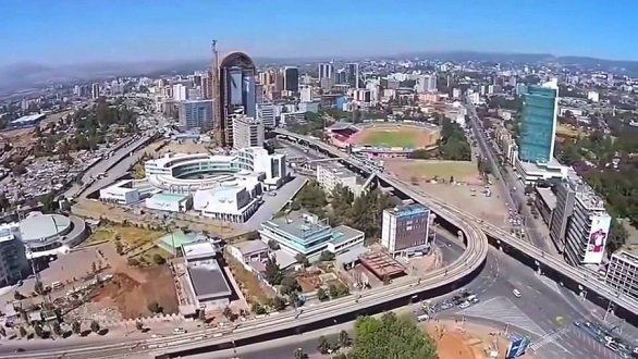 Addis Ababa - Ethiopia - Land