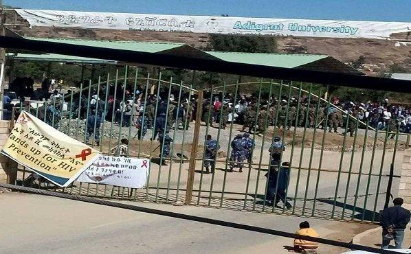 Ethiopia : Several killed at Adigrat University in Tigray as