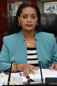 Azeb Asnake - Ethiopia