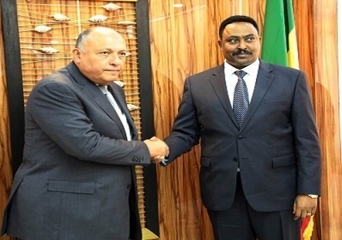 Egypt - Ethiopia - Source FM