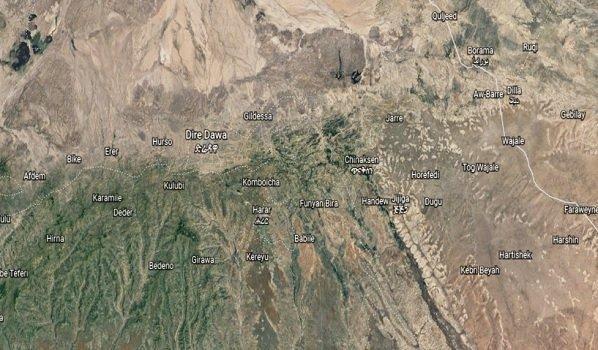 Oromo - Somali Conflict - Ethiopia - Gadulo
