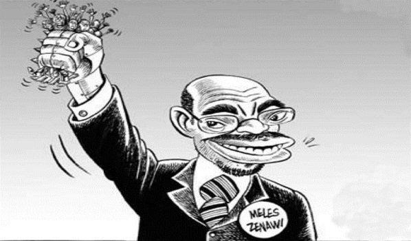 Ethiopia -Winet - Deconstructing ethnic Federalism - Almariam