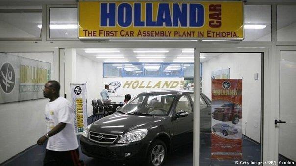 Ethiopia car industry