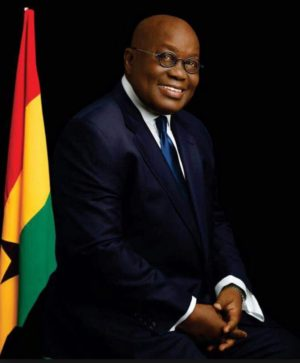 """Beggar Continent, No More!"", Ghanaian President Nana Akufo-Addo"