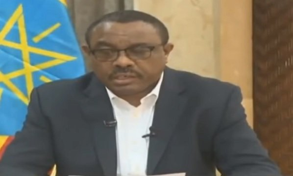 Hailemariam Desalgne statement on Somali and Oromo mass killings