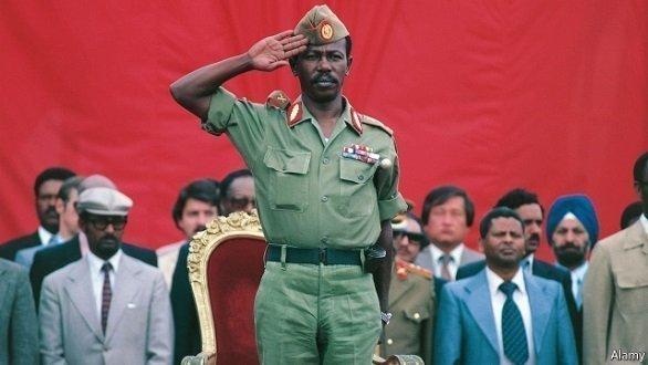 Ethiopia - Mengistu Hailemariam - Ethiopians