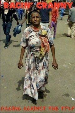 Ragin-Granny - Ethiopia