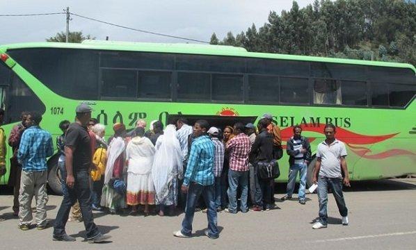 Selam Bus - Ethiopia