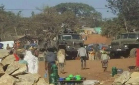 TPLF deploying Tigray militia dressing them as defense force