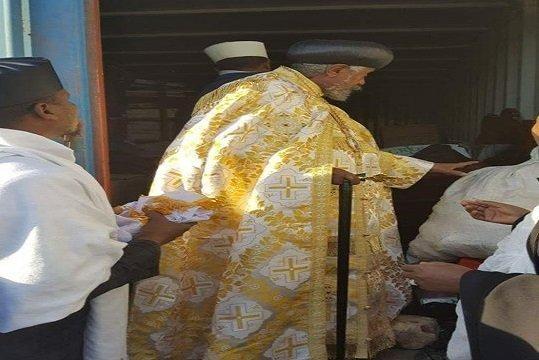 Abune Kewustos - Ethiopian Church - Legetafo