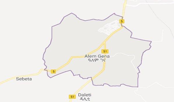 Alem Gena - Oromo region of Ethiopia