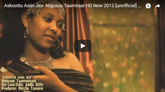 Ethiopian Music : askotu by Nigusu Tamrat