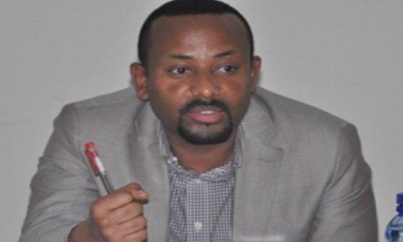 Abiy Ahmed in Somalia for bilateral talks