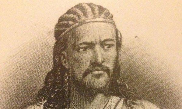 Emperor Tewodros II - Ethiopia