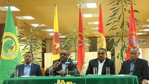 Ethiopian  News - political prisoners