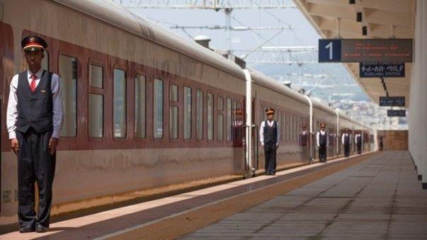 Ethiopian Railway