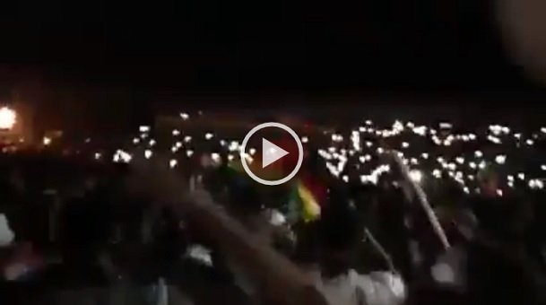 Teddy Afro Bahir Dar Concert – Gonder