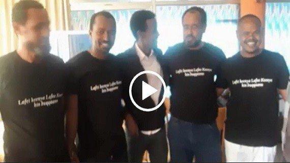 Bekele Gerba Spoke to VOA Amharic ; more political prisoners behind bar