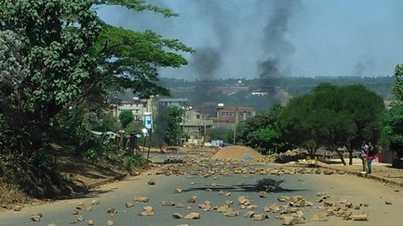 Ethiopia: At least 29 people reportedly wounded in a grenade attack in Ambo town