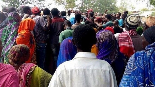 Ethiopian refugees_