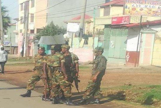 Oromo region