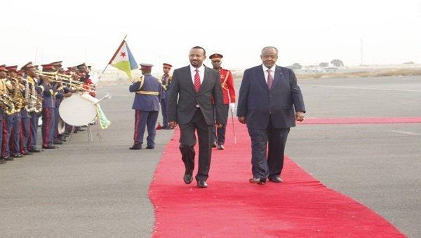Abiy Ahmed _ Djibouti