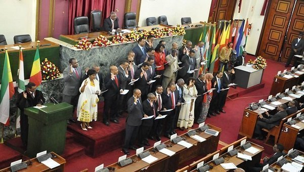 Ethiopian opposition reportedly invited for the swearing in ceremony of new prime minister