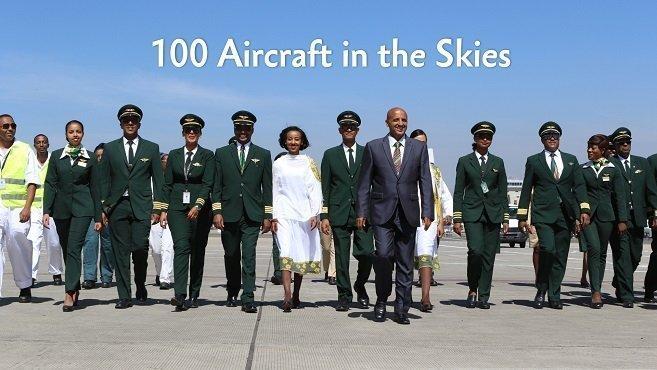 Ethiopian Airlines _ Africa