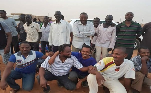 Sudan released 1400 Ethiopian prisoners from prisons across the country