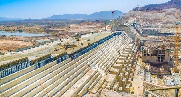 Nile Dam _ Ethiopia